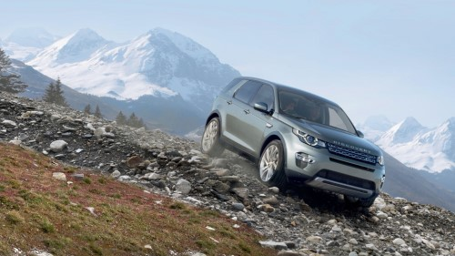 land rover discovery sport 2017 цена