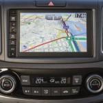 Навигация Honda CV-R.