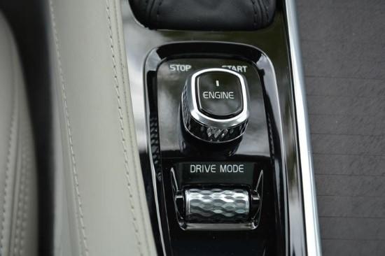 Управление двигателем Вольво В90 Кросс Кантри - не как у всех.