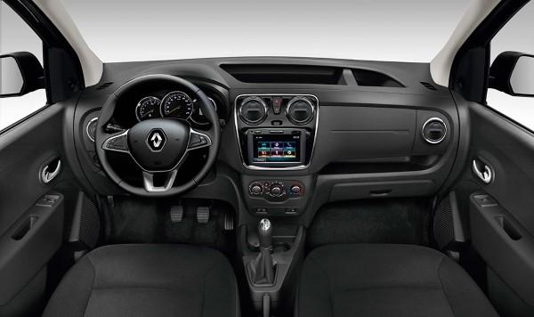 Renault Dokker фото салона.