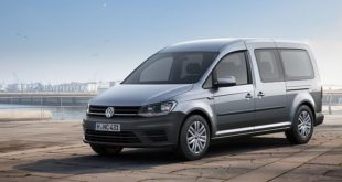 Фото автофургона Volkswagen Caddy Maxi.