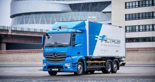 Mercedes-Benz eActros-