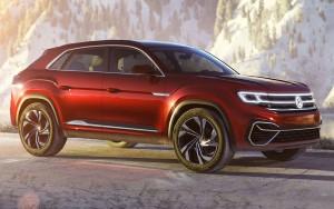 Volkswagen Atlas Cross Sport в России продается как Teramont.