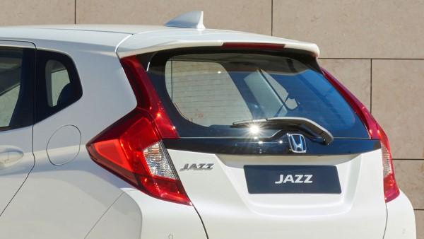 Фото оптики Honda Jazz.