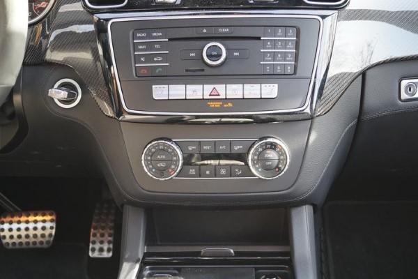 Фото блока управления Mercedes-AMG GLE 43 4matic.