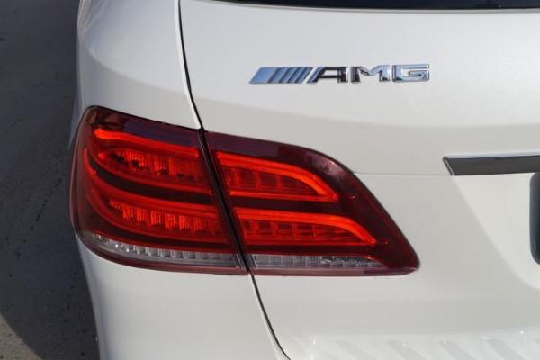 Фото шильдика Mercedes-AMG GLE 43 4matic SUV.