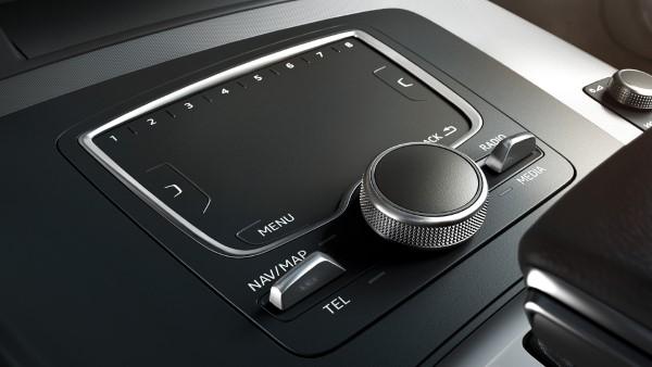 Эргономика Audi Q5 достойна только похвал.