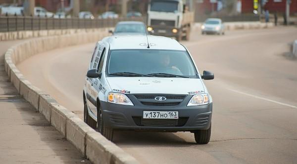 Lada Largus фургон (1)