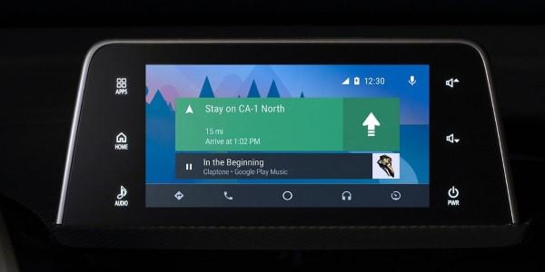 Фото Mitsubishi Eclipse Cross - вид на экран.