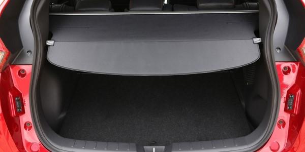 Фото багажника Mitsubishi Eclipse Cross.